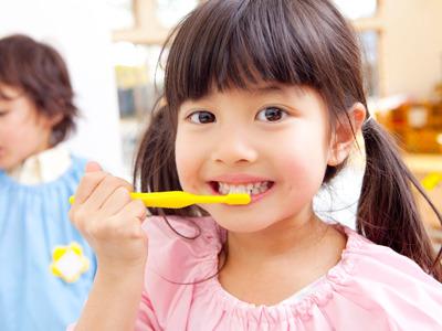 乳歯の虫歯は永久歯にも影響します
