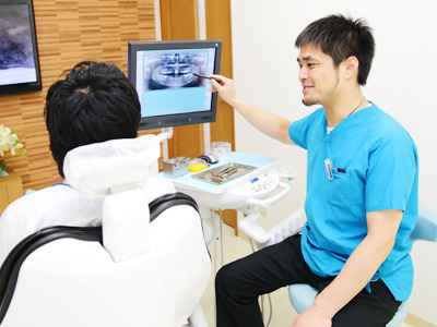 虫歯治療から予防、審美歯科まで